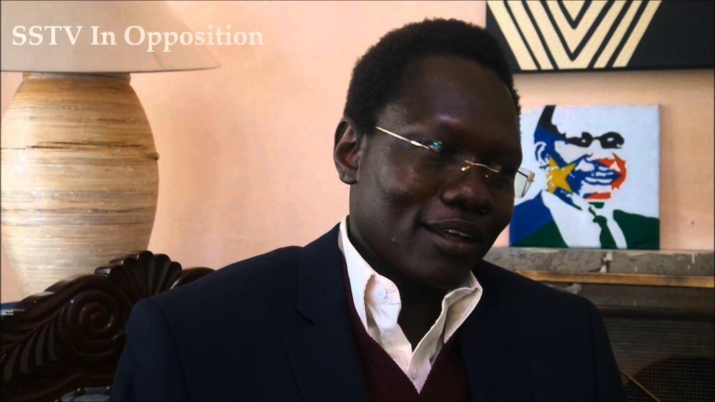 Dong Samuel Luak, wakili na Mwanaharakati wa Sudan Kusini