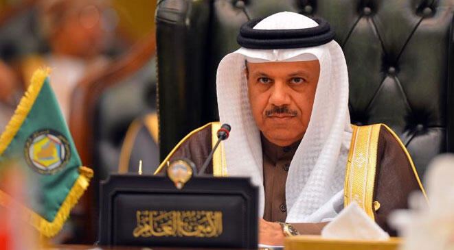 عبدالطیف الزیانی، دبیرکل شورای همکاری خلیج فارس