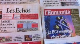 Imprensa francesa destaca pacificação da Rocinha, nesta sexta-feira (21).