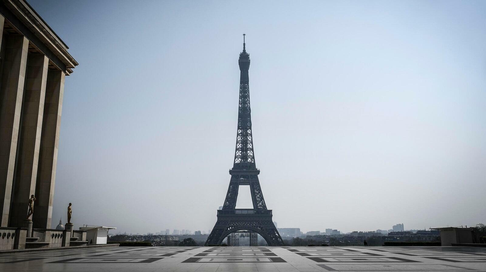 Lockdown measures stifled economic activity in France, in particular the crucial tourism industry.