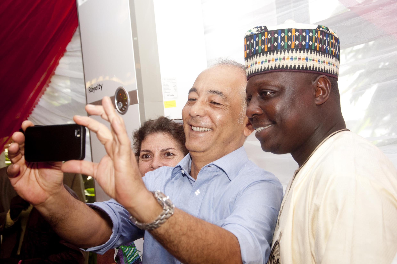 Bashir Ibrahim Idris editan sashen hausa na rediyon Faransa rfi hausa