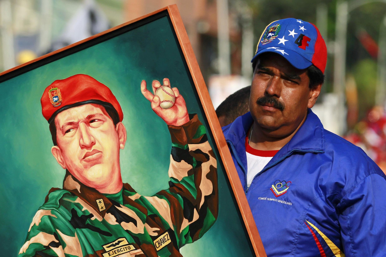 Nicolas Maduro, le 9 avril 2013.