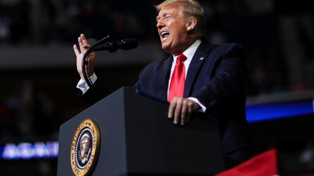 Donald Trump décrit comme menteur narcissique dans un livre de sa nièce