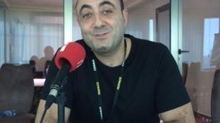 Le réalisateur Berni Goldblat a présenté au dernier Fespaco son film «Wallay».