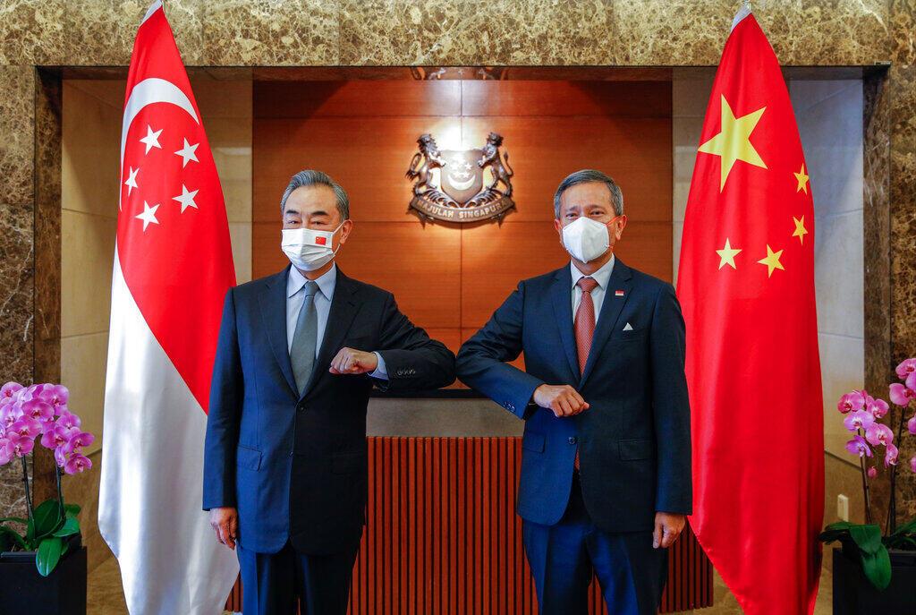Chine - Singapore
