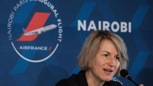 Anne Rigail was appointed as Executive Director of the French airline Air France on December 12, 2018.