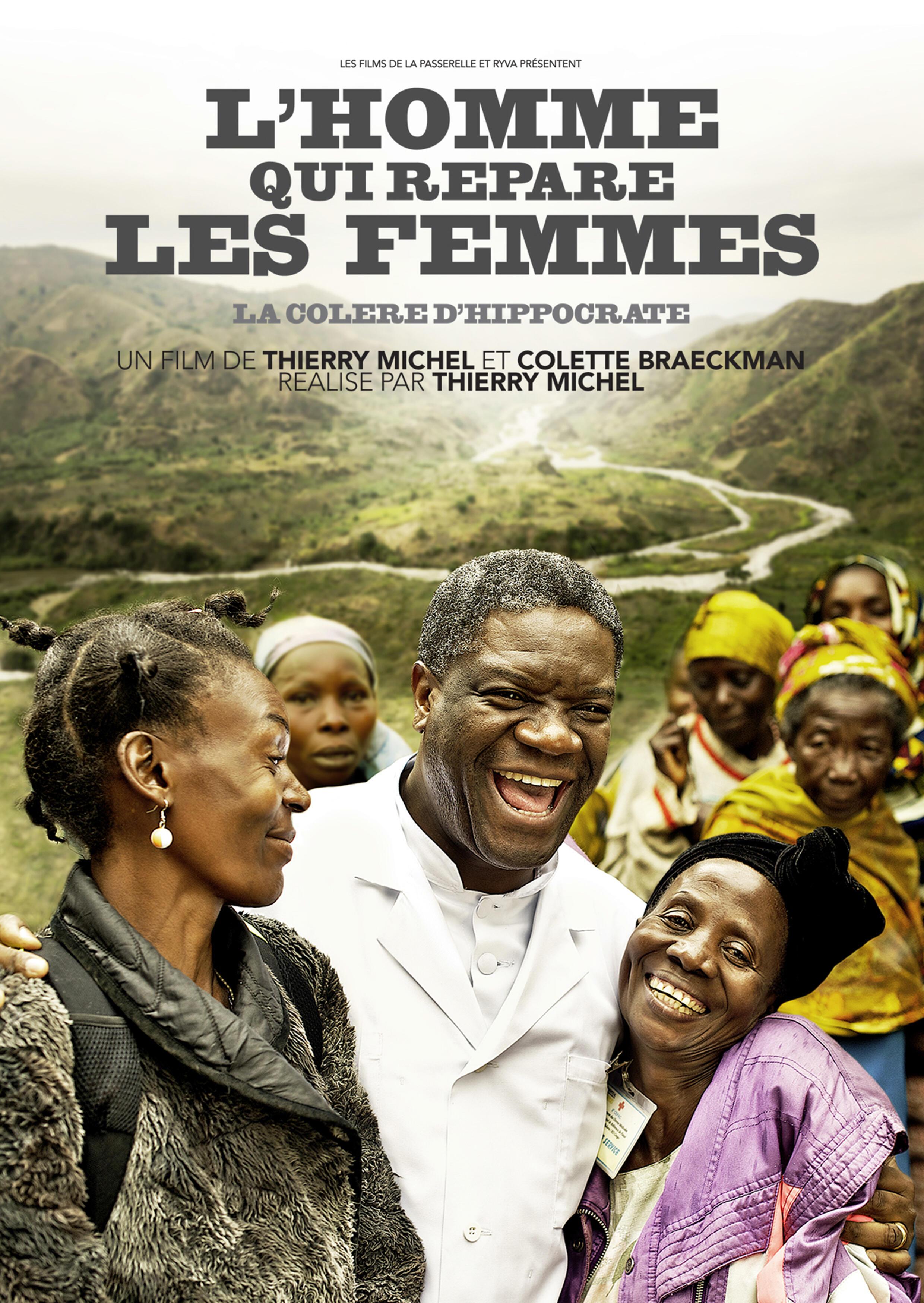 El documental relata la historia del combate incesante del doctor Mukwege que opera a las mujeres víctimas de violaciones sexuales en República Democrática del Congo.