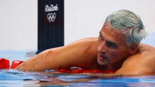 O nadador Ryan Lochte foi assaltado no Rio