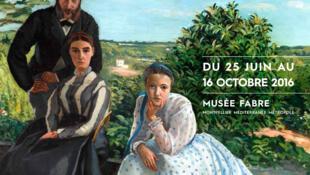 «Frédéric Bazille, la jeunesse de l'impressionnisme» - jusqu'au 16 octobre au Musée Fabre à Montpellier et dès le 15 novembre au Musée d'Orsay à Paris