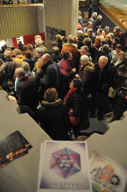 Кинофестиваль в Клермон-Ферране