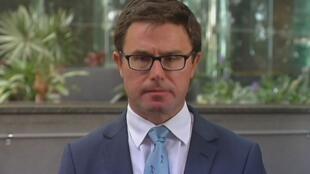 澳大利亚农业部长李特普鲁德资料图片