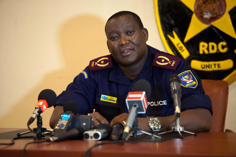 Le général Charles Bisengimana est le nouveau patron de la police nationale congolaise.