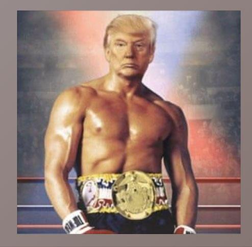 Le président américain Donald Trump (capture d'écran).