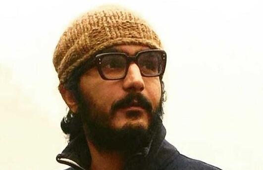 IRAN: Amin Moradi, poète