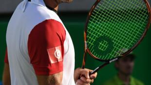 Le Tunisien Malek Jaziri a réussi à se hisser à la 49e place mondiale en 2016.