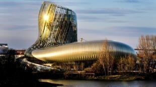 波尔多酒博物馆(La Cité du Vin)