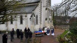 Giscard funeral