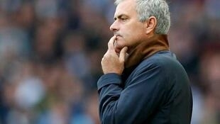 Jose Mourinho, tsohon mai horar da kungiyar Manchester United, Chelsea da Real Madrid.