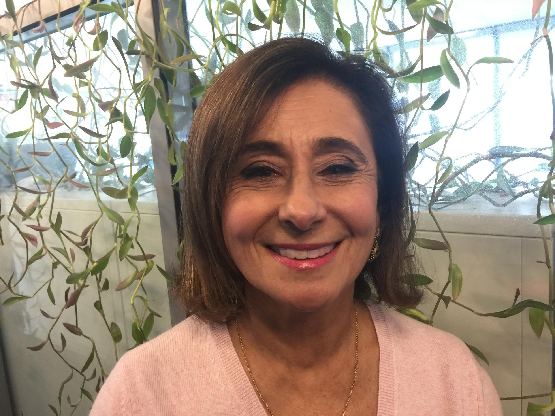 Claudine Bichara, presidente da Câmara de Comércio França-Brasil.