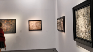 40 obras de Maria Helena Vieira da Silva estão patentes ao público, na galeria Jeanne Bucher Jaeger, em Paris