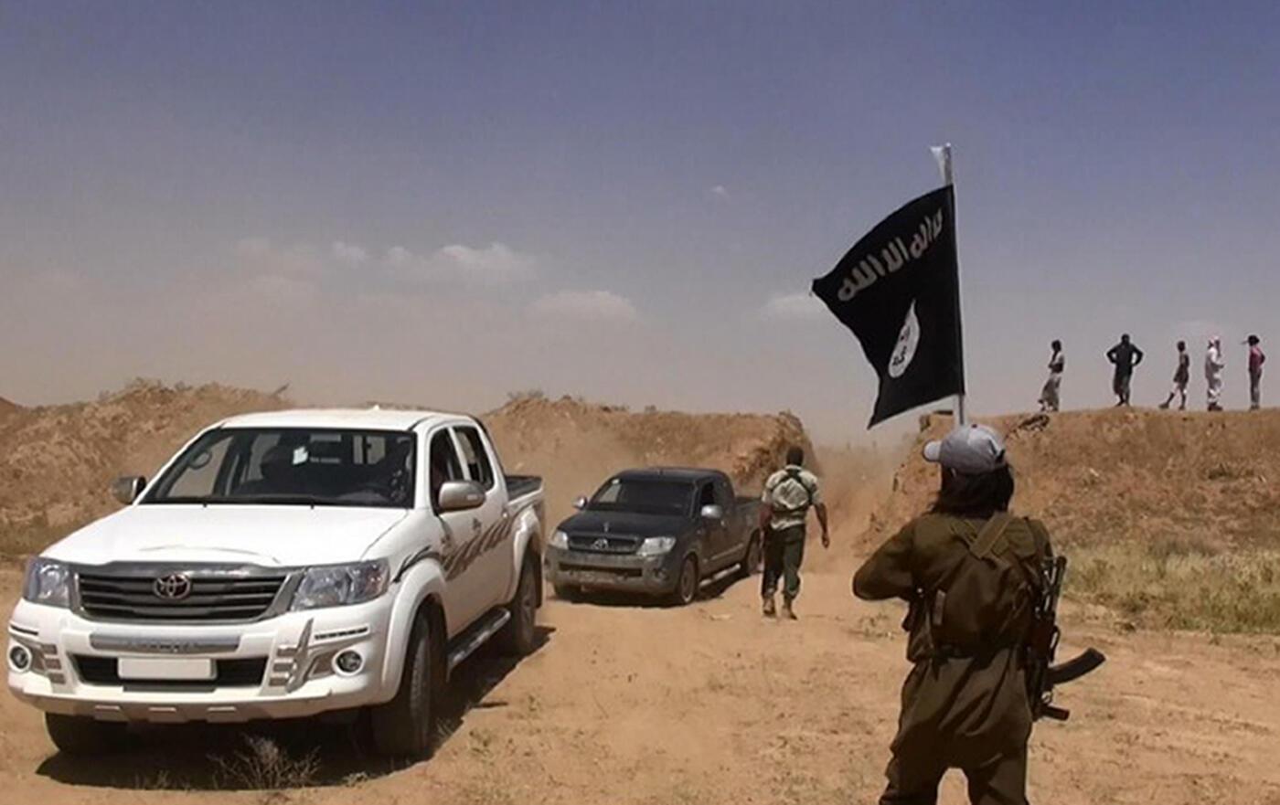 Le groupe Etat islamique, qui étend ses positions en Syrie, cherche également à recruter des hommes en Somalie.