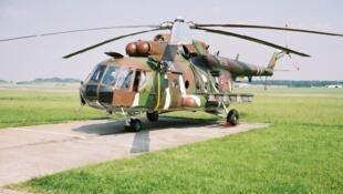 """هلیکوپتر  """"Mi-17"""" ساخت روسیه"""