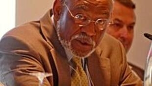 Johnnie Carson,  Assistant Secretary of State for African Affairs.