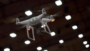 Un drone civil. (photo d'illustration)