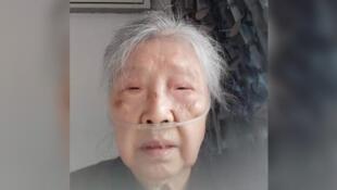 黃琦母親浦文清