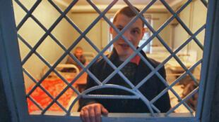 Un jeune garçon dans un internat psychiatrique de Tiraspol, en Moldavie, un des 47 pays épinglés par le rapport Comité pour la prévention de la torture (CPT).