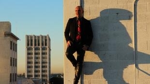 Christian Audigier in Los Angeles, January 2013