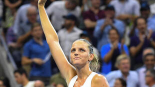 Karolina Pliskova is only the fourth woman to beat Venus and Serena Williams during the same Grand slam tournament.