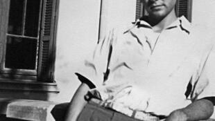 Nhà toán học Maurice Audin đầu những năm 1950.