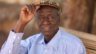 Le bluesman malien Boubacar Traoré.