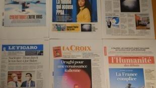 Diários franceses 19 02 2021