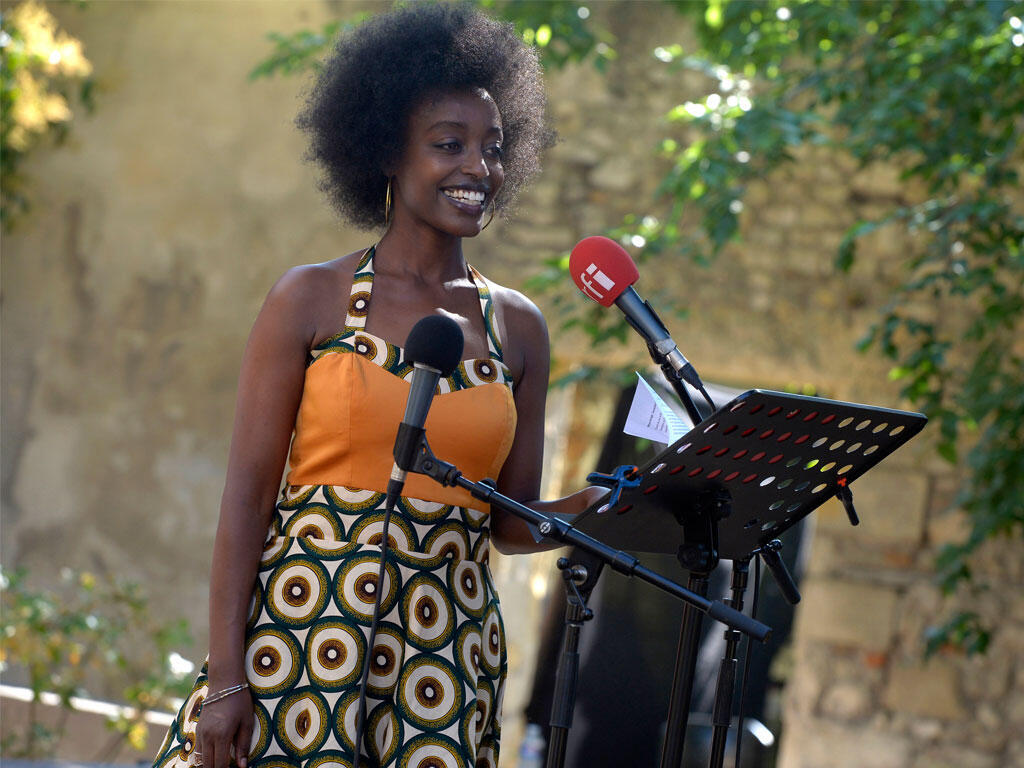 Nirere Shanel, la chanteuse de «Retour de Kigali».
