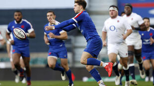 France head coach Fabien Galthié said Matthieu Jalibert would feature in the starting line-up for the fourth time in the 2021 Six Nations tournament.
