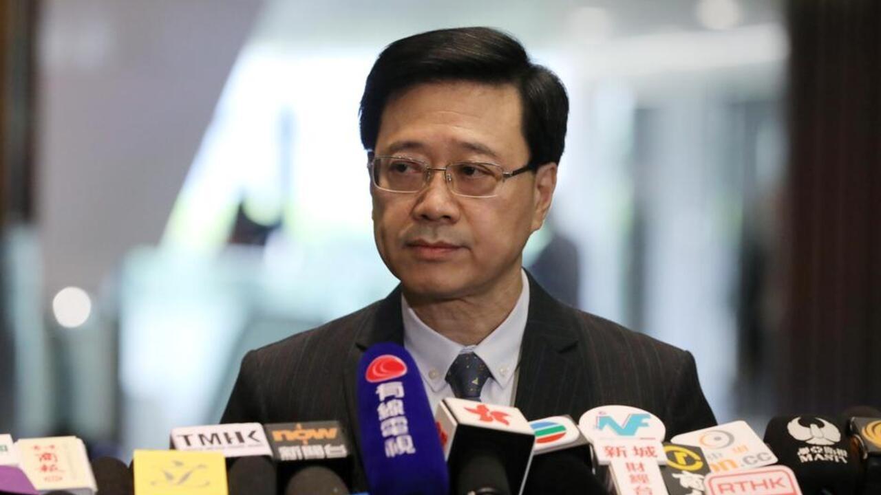 李家超:香港警队将成立新部位执行国安法 由邓炳强领导