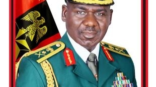 Nigerian Chief of Army staff Lieutenant General Tukur Yusuf Buratai