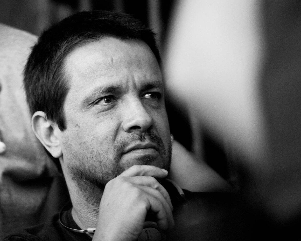 O diretor de cinema, Hugo Prata