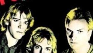 Carátula del primer disco de The Police, 'Outlandos d'amour' de 1978 que contiene la canción 'Roxanne'.