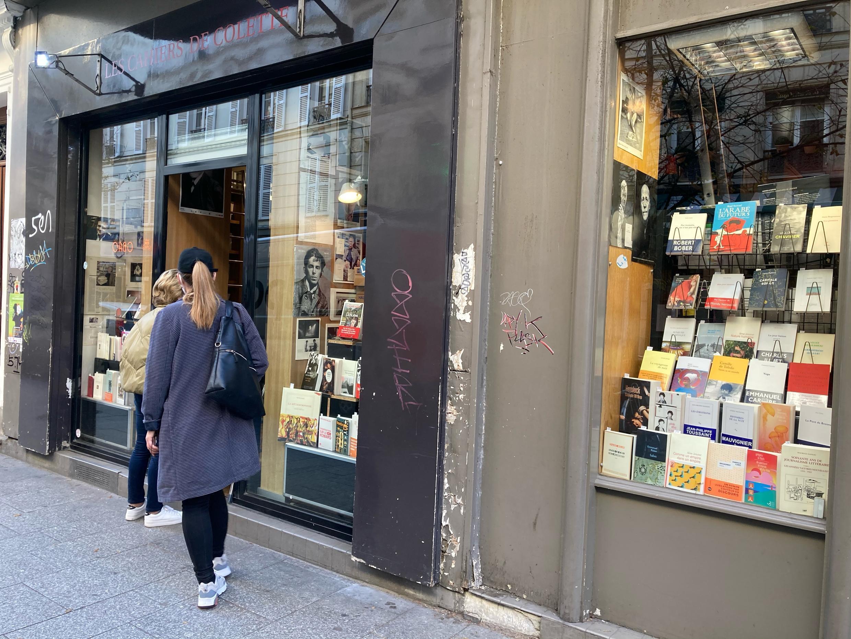 """Livraria """"Les Cahiers de Colette"""" 1"""