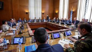 叙利亚日内瓦第六轮和谈2017年5月16日