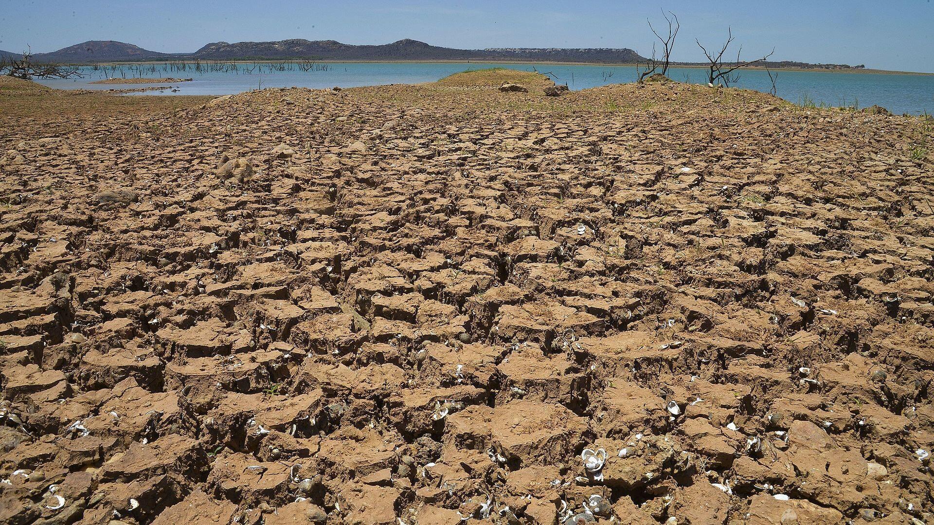 Seca no nordeste brasileiro.