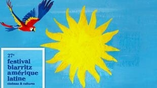 27ª edição do Festival da América Latina na cidade de Biarritz, sudoeste da França.