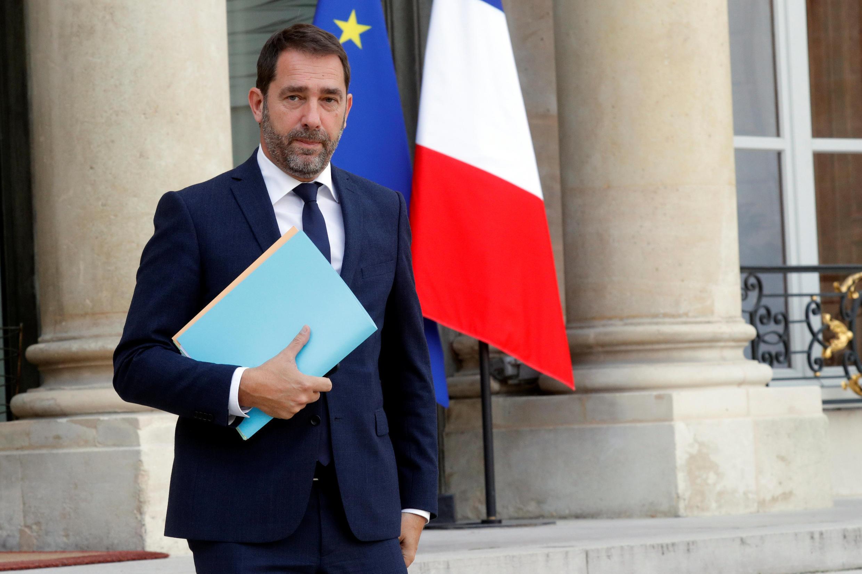 Christophe Castaner, secrétaire d'État aux Relations avec le Parlement.