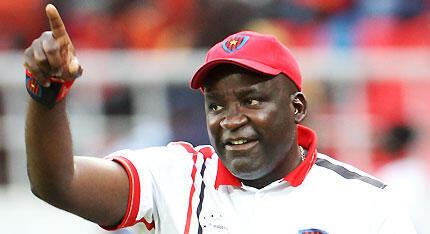 Romeu Filemon, ex-treinador da Selecção Angolana de futebol.