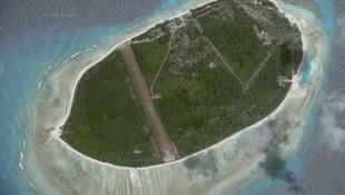 A ilha de Arros, propriedade de Liliane Bettencourt, no arquipélago de Seychelles.