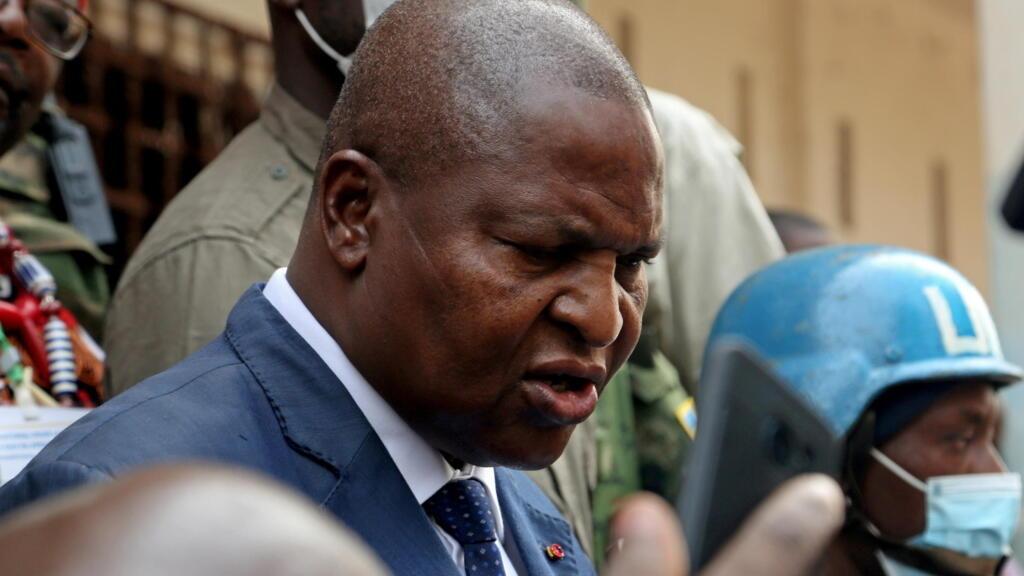 Centrafrique: la sortie musclée du président Faustin-Archange Touadéra