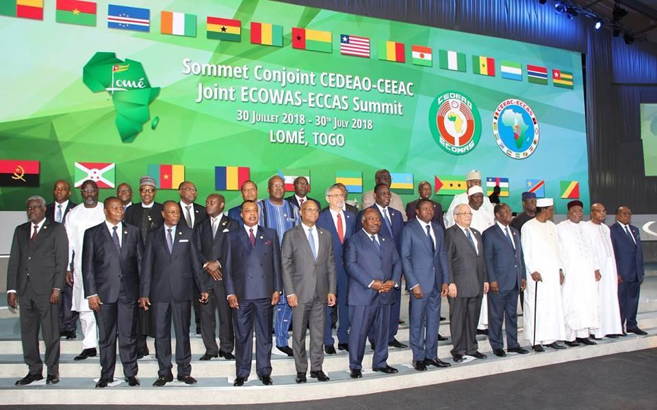 Cimeira CEDEAO/CEEAC
